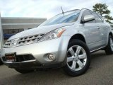 2006 Brilliant Silver Metallic Nissan Murano SL #25247437