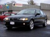 2004 Oxford Green Metallic BMW 3 Series 330xi Sedan #25247808