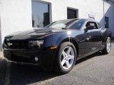 2010 Black Chevrolet Camaro LT Coupe #25247462