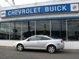 2007 Ultra Silver Metallic Chevrolet Cobalt LT Coupe #25247520