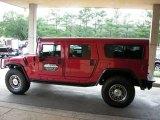 2006 Hummer H1 Alpha Wagon