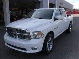 2010 Stone White Dodge Ram 1500 SLT Crew Cab #25247897