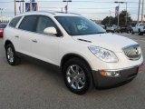 2008 White Opal Buick Enclave CXL #25247616