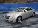 2009 Gold Mist Cadillac CTS 4 AWD Sedan #25247984