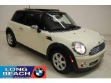 2007 Pepper White Mini Cooper Hardtop #25300044