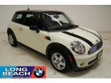 2007 Pepper White Mini Cooper Hardtop #25300045