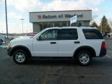 2003 Oxford White Ford Explorer XLS 4x4 #25299829