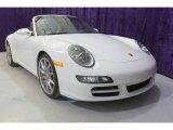 2007 Carrara White Porsche 911 Carrera S Cabriolet #25300050