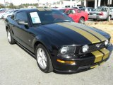 2007 Black Ford Mustang GT Premium Coupe #25300063