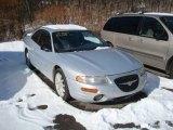 1997 Chrysler Sebring Silver Mist