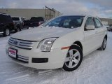 2008 White Suede Ford Fusion SE #25299746