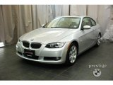 2009 Titanium Silver Metallic BMW 3 Series 328xi Coupe #25299754