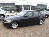 2008 Monaco Blue Metallic BMW 3 Series 328i Sedan #25300172