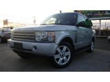 2004 Zambezi Silver Metallic Land Rover Range Rover HSE #25300015