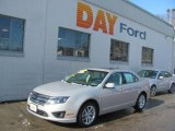 2010 Brilliant Silver Metallic Ford Fusion SEL V6 #25299817