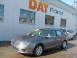 2010 Sterling Grey Metallic Ford Fusion SEL V6 #25299820