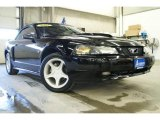 2001 Black Ford Mustang GT Convertible #25300251