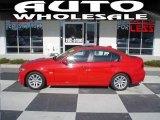 2007 Crimson Red BMW 3 Series 328xi Sedan #25352660