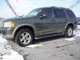 2003 Estate Green Metallic Ford Explorer Eddie Bauer 4x4 #25352345