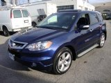 2007 Royal Blue Pearl Acura RDX Technology #25352584