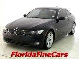 2007 Black Sapphire Metallic BMW 3 Series 335i Coupe #25352476