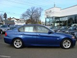 2008 Montego Blue Metallic BMW 3 Series 328i Sedan #25352393