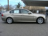 2009 Platinum Bronze Metallic BMW 3 Series 328i Sedan #25352394