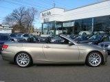 2009 Platinum Bronze Metallic BMW 3 Series 328i Convertible #25352395