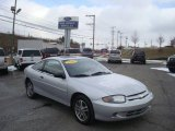 2003 Ultra Silver Metallic Chevrolet Cavalier Coupe #25352513