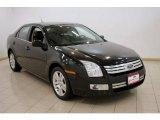 2008 Black Ebony Ford Fusion SEL V6 #25352809