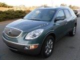 2010 Silver Green Metallic Buick Enclave CXL #25352853