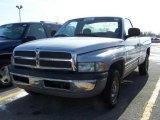 2001 Bright Silver Metallic Dodge Ram 1500 ST Regular Cab #25352874