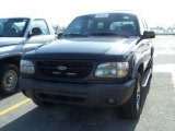 1999 Ford Explorer XLS Data, Info and Specs