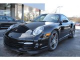 2007 Black Porsche 911 Turbo Coupe #25292857