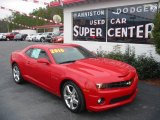2010 Victory Red Chevrolet Camaro SS Coupe #25400918