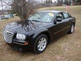 2005 Brilliant Black Crystal Pearl Chrysler 300 Touring #25401062