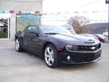 2010 Black Chevrolet Camaro SS Coupe #25401096