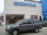 2007 Nimbus Gray Metallic Honda Pilot EX 4WD #25401110