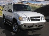 2001 Oxford White Ford Explorer Sport 4x4 #25414999
