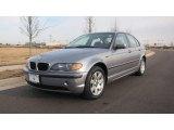 2005 Silver Grey Metallic BMW 3 Series 325xi Sedan #25414883