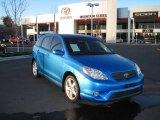 2007 Speedway Blue Pearl Toyota Matrix XR #25415014