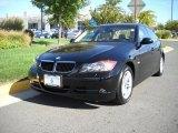 2008 Jet Black BMW 3 Series 328i Sedan #25414890