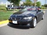2009 Black Sapphire Metallic BMW 3 Series 328i Convertible #25414893