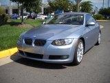 2009 Blue Water Metallic BMW 3 Series 328i Coupe #25414898