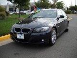2009 Monaco Blue Metallic BMW 3 Series 328i Sedan #25414902