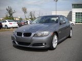 2009 Space Grey Metallic BMW 3 Series 328i Sedan #25414907