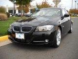 2009 Jet Black BMW 3 Series 335i Sedan #25414913