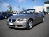 2008 Platinum Bronze Metallic BMW 3 Series 328i Convertible #25414915