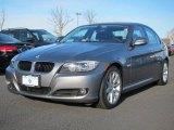 2009 Space Grey Metallic BMW 3 Series 328i Sedan #25414917