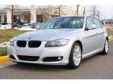 2009 Titanium Silver Metallic BMW 3 Series 328i Sedan #25414919